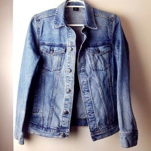 H&M (&Denim) -- Denim Jacket, Mens (S)